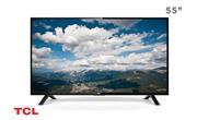 تلویزیون  ال ای دی 55 اینچ  آندروید تی سی ال