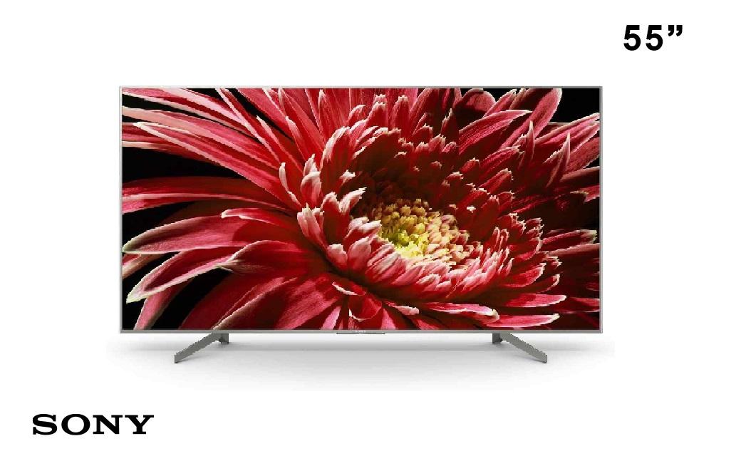 تلویزیون ال ای دی 55 اینچ 4K HDR سونی