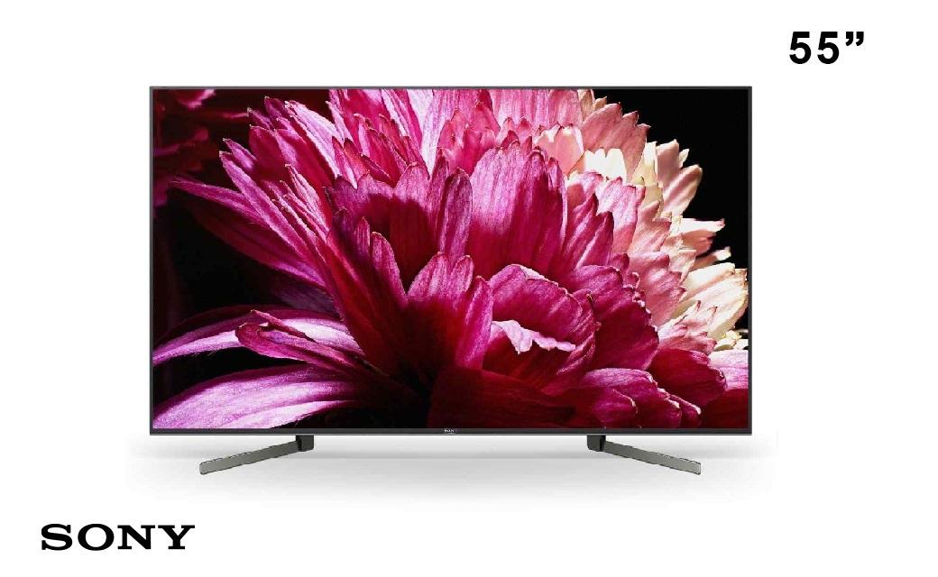 تلویزیون ال ای دی 55 اینچ 4K HDRسونی