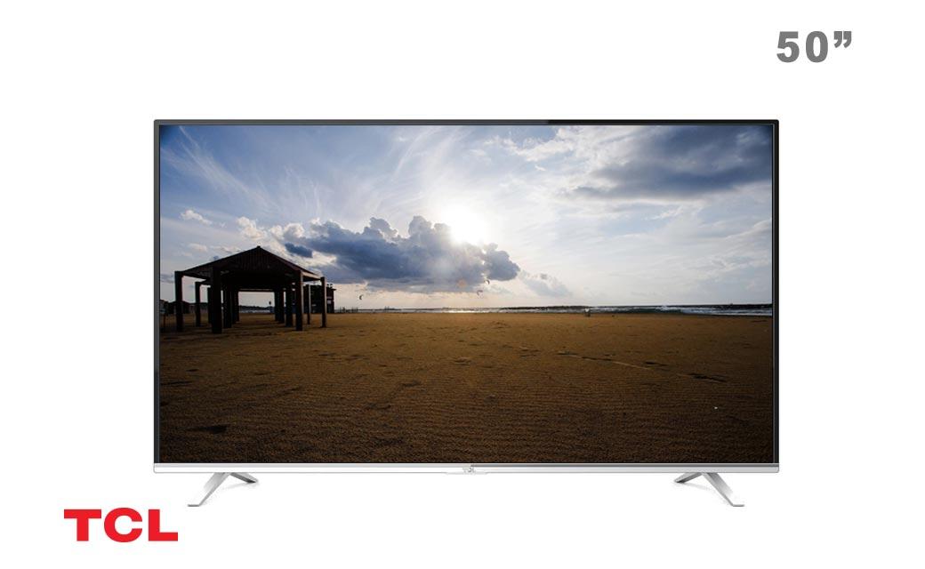 تلویزیون  ال ای دی 50 اینچ  تی سی ال